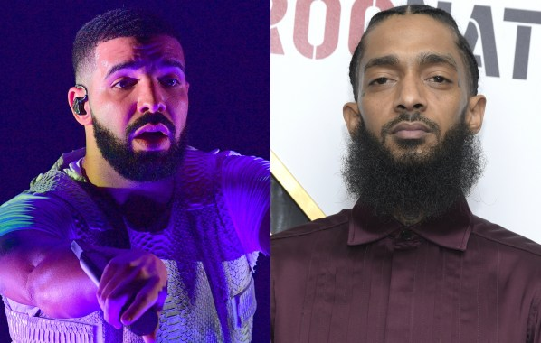 """NME Festival blog: Drake pays tribute to Nipsey Hussle at first show of London residency: """"Rest easy my g"""""""