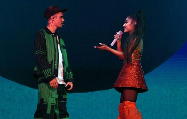 NME Festival blog: Justin Bieber breaks hiatus by joining Ariana Grande on stage at Coachella – watch