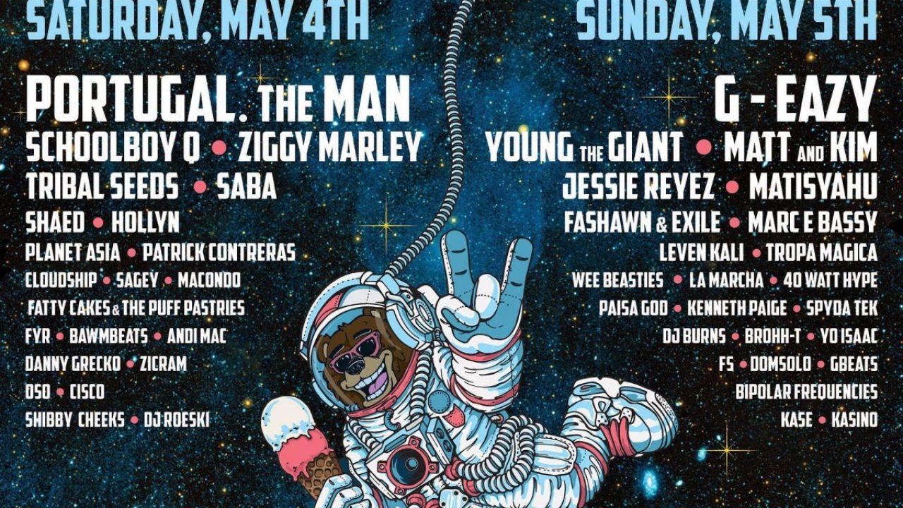 REDDIT FESTIVAL NEWS Grizzly Fest 2019 | Festival Flyer