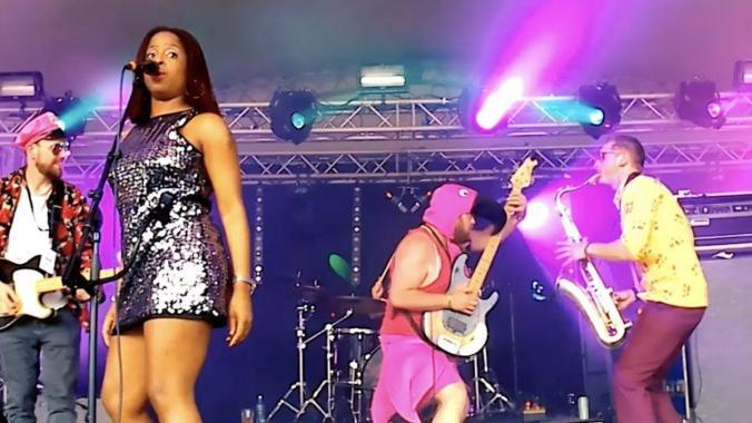 FESTIVAL HIGHLIGHTS: Soul Grenades @ The Great Estate Festival, Cornwall, UK, Sunday 3rd June 2018