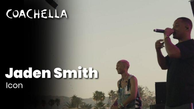 FESTIVAL HIGHLIGHTS: Jaden Smith – Icon – Live at Coachella 2019 Friday April 19, 2019