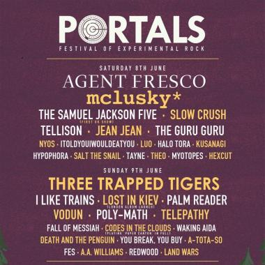 ArcTanGent news: Hey summer lovers! Who's coming to Portals in a couple of weeks? There be 10% of…