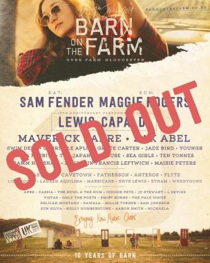 Barn on the Farm news: WHAT ON EARTH!!! We are SOLD OUT…