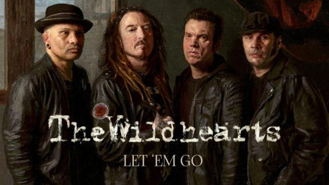 Bearded Theory news: The Wildhearts – Let 'Em Go