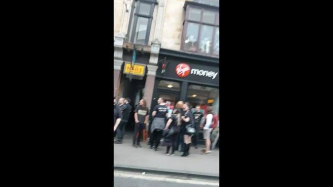 Bloodstock news: #M2TM bringing the ruckusM2TM FUCKED UP OXFORD!…