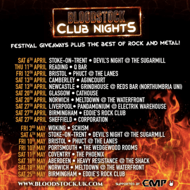 Bloodstock news: What have you got planed for the weekend Bloodstockers?! Calling all Brummies – …