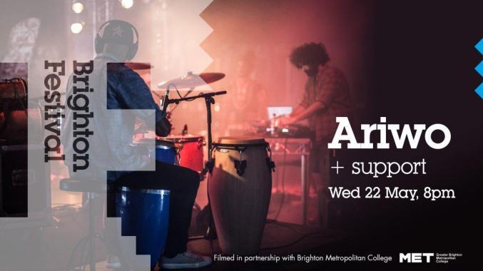 Brighton Festival news: Ariwo and Resonators by Brighton Dome & Brighton Festival