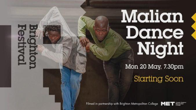 Brighton Festival news: Malian Dance Night: Since Rokia Traoré's Foundation Passerelle took its first st…