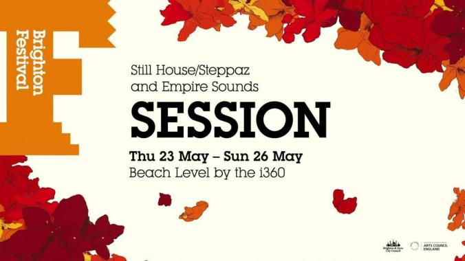 Brighton Festival news:  SESSION