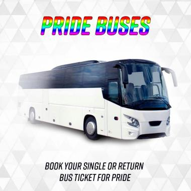 Brighton Pride news: Book bus travel with Event Travel hub to or from Preston Park, Saturday 4th Augu…