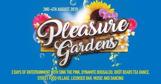 Brighton Pride news: Pride Pleasure Gardens