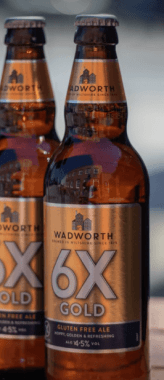 Cropredy news : It's Coeliac Awareness Week – Wadworth 6X Gold, which we sell on draft at Cropre…