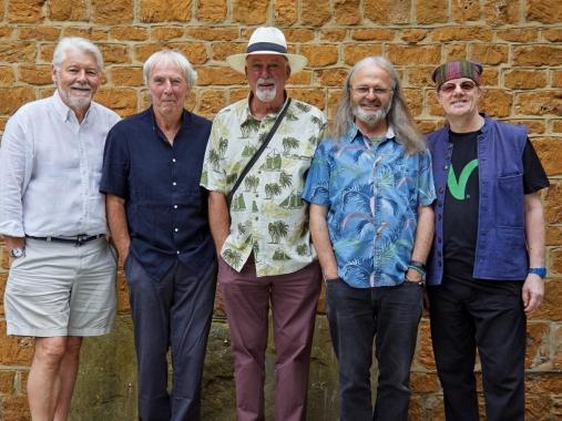 Cropredy news : We're off to The South Holland Centre in Spalding tonight if you'd care to join …