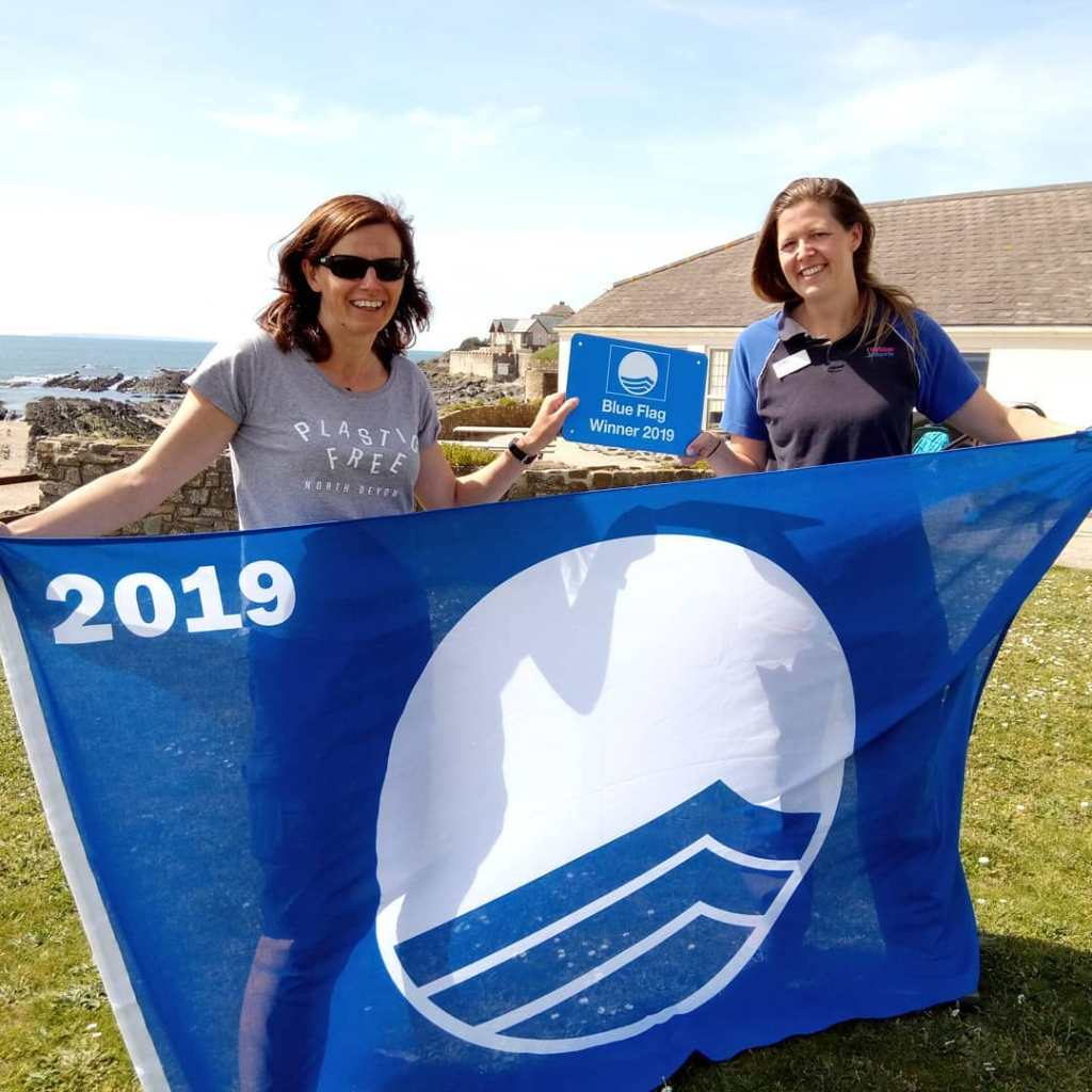 Woop! ***NEWSFLASH*** Croyde beach has achieved Blue Flag status for 2019 and wi...