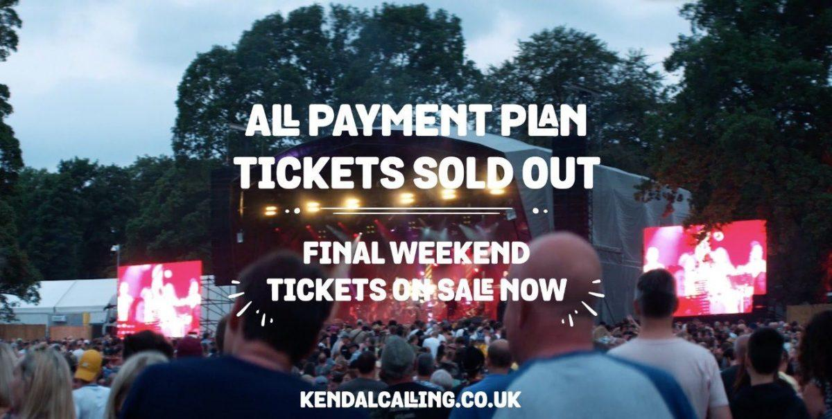 KC19 Payment plans sold out!