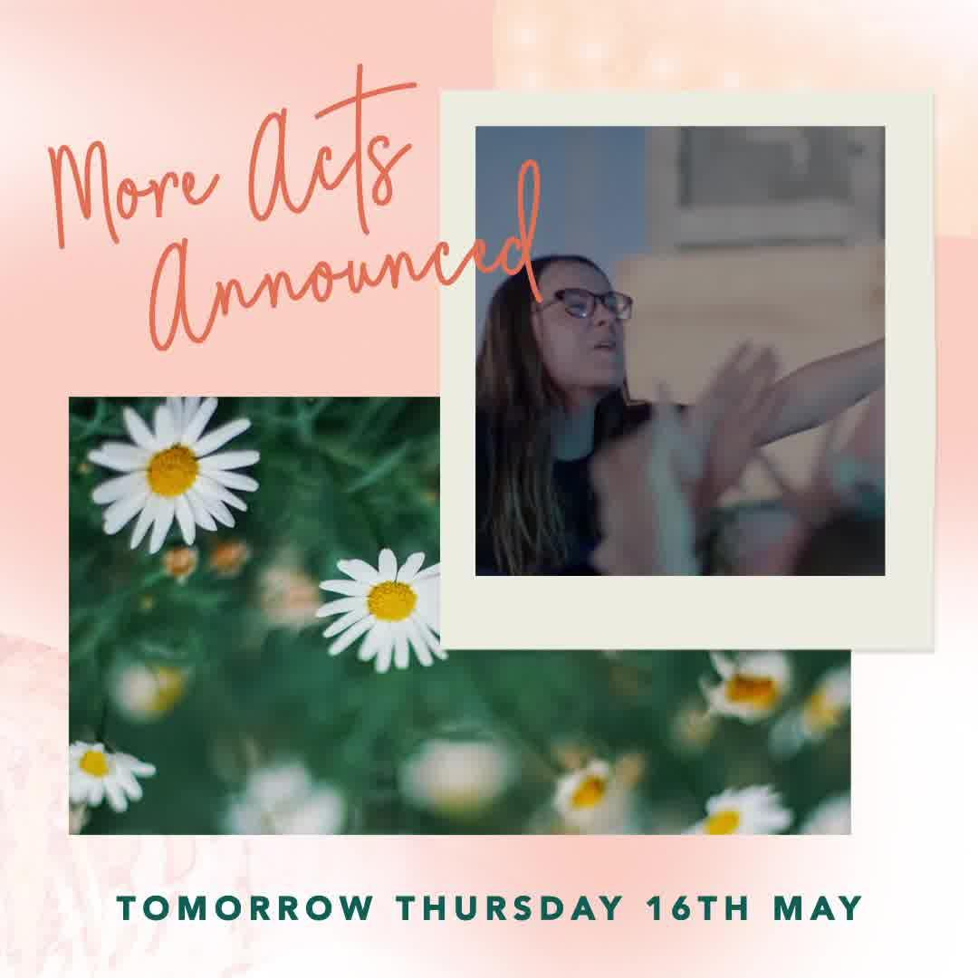 Announcement May 16
