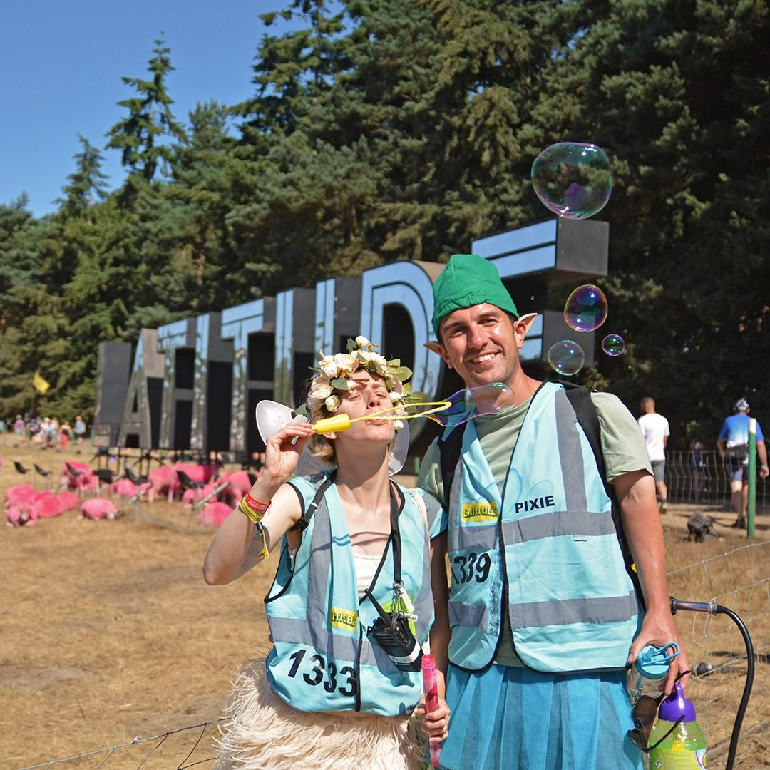 Become a Latitude pixie and volunteer with Hotbox Events!  We are still recruiti...