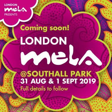 London Mela news: ANNOUNCEMENT The London Mela returns on Saturday 31 August & Sunday 1st Septe…