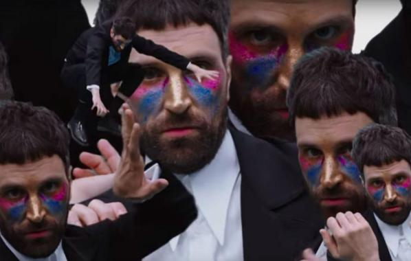 NME Festival blog: Watch Kasabian's Serge Pizzorno do some arty dancing in his video for The S.L.P.'s 'Favourites'