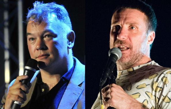 NME Festival blog: Stewart Lee to open for Sleaford Mods at their huge London gig this autumn