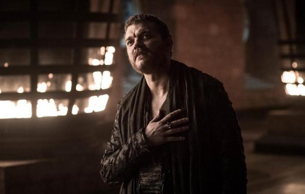 """NME Festival blog: 'Game Of Thrones' actor says Euron Greyjoy is """"such a fucking idiot"""""""