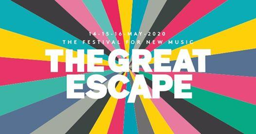 The Great Escape news: The Great Escape Festival 2020