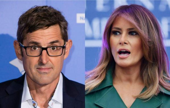 """NME Festival blog: Louis Theroux wants to make documentary about """"prisoner"""" Melania Trump"""