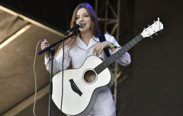 NME Festival blog: Jade Bird on cowboys, cancel culture and playing All Points East festival