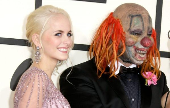 NME Festival blog: Slipknot's Shawn 'Clown' Crahan thanks fans for support after his daughter's death
