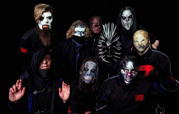 NME Festival blog: Slipknot unveil new masks and video for new song 'Unsainted' along with details of album 'We Are Not Your Kind'