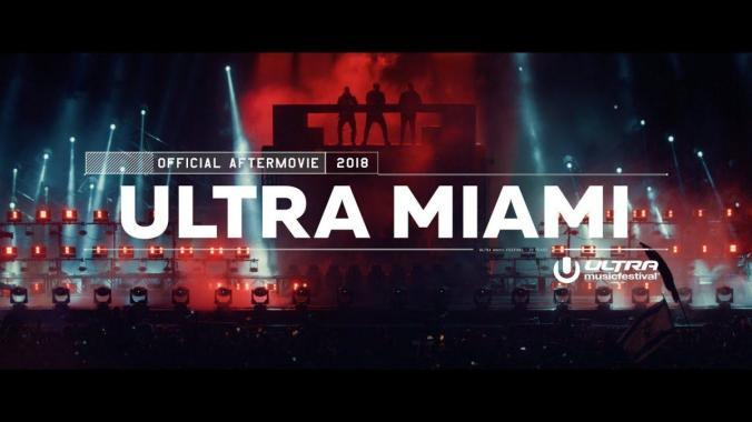 FESTIVAL HIGHLIGHTS: ULTRA MIAMI 2018 (Official 4K Aftermovie)