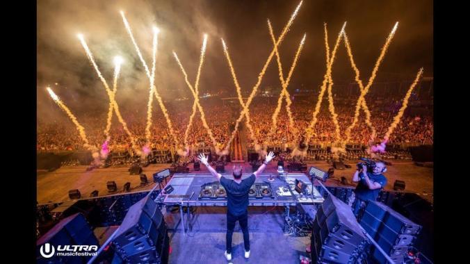 FESTIVAL HIGHLIGHTS: David Guetta Miami Ultra Music Festival 2019