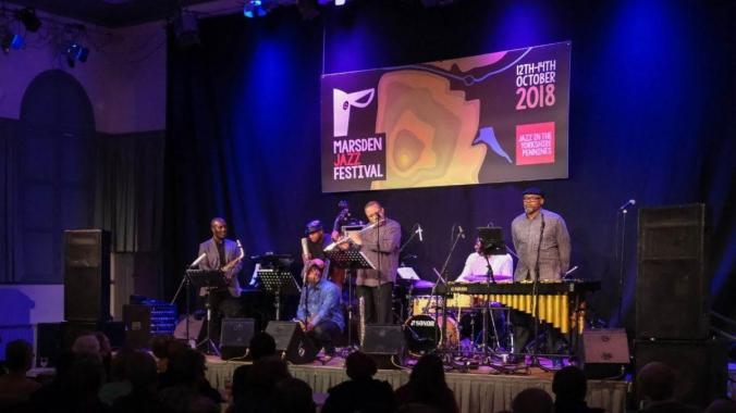 FESTIVAL HIGHLIGHTS: Marsden Jazz Festival 2018 Highlights