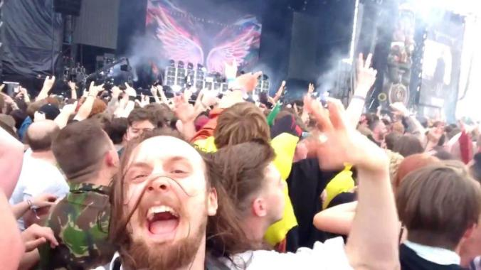FESTIVAL HIGHLIGHTS: [MOSHVID] Bullet for My Valentine LIVE at Download Festival 2018 HIGHLIGHTS