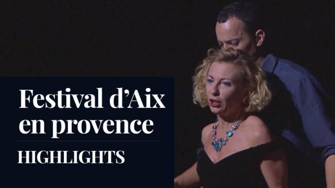 FESTIVAL HIGHLIGHTS: Festival d'Aix-en-Provence – Highlights (1961-2017)