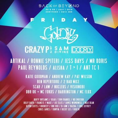 Back of Beyond Festival news : Friday vibes at BACK OF BEYOND…….