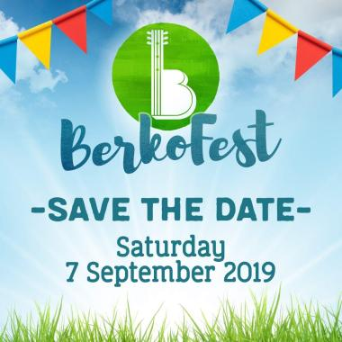 BerkoFest news: We're very excited to announce that BERKOFEST IS BACK!  Join us for more family …
