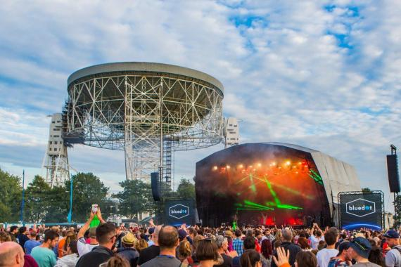 Bluedot Festival news: T-minus 3 weeks until we launch into the stratosphere of bluedot with Kraftwerk,…