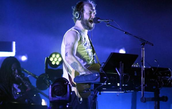 NME Festival blog: Watch Bon Iver share two new songs at their All Points East headline set