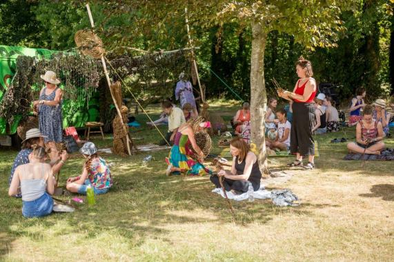 Cambridge Folk Festival news: If you ever fancy a break from the music there's always a fun workshop or two to…