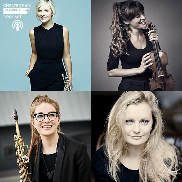 Podcast    #cheltmusicfest Artistic Director Alison Balsom OBE sat down with the...