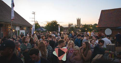 Canterbury Secret Rooftop Party