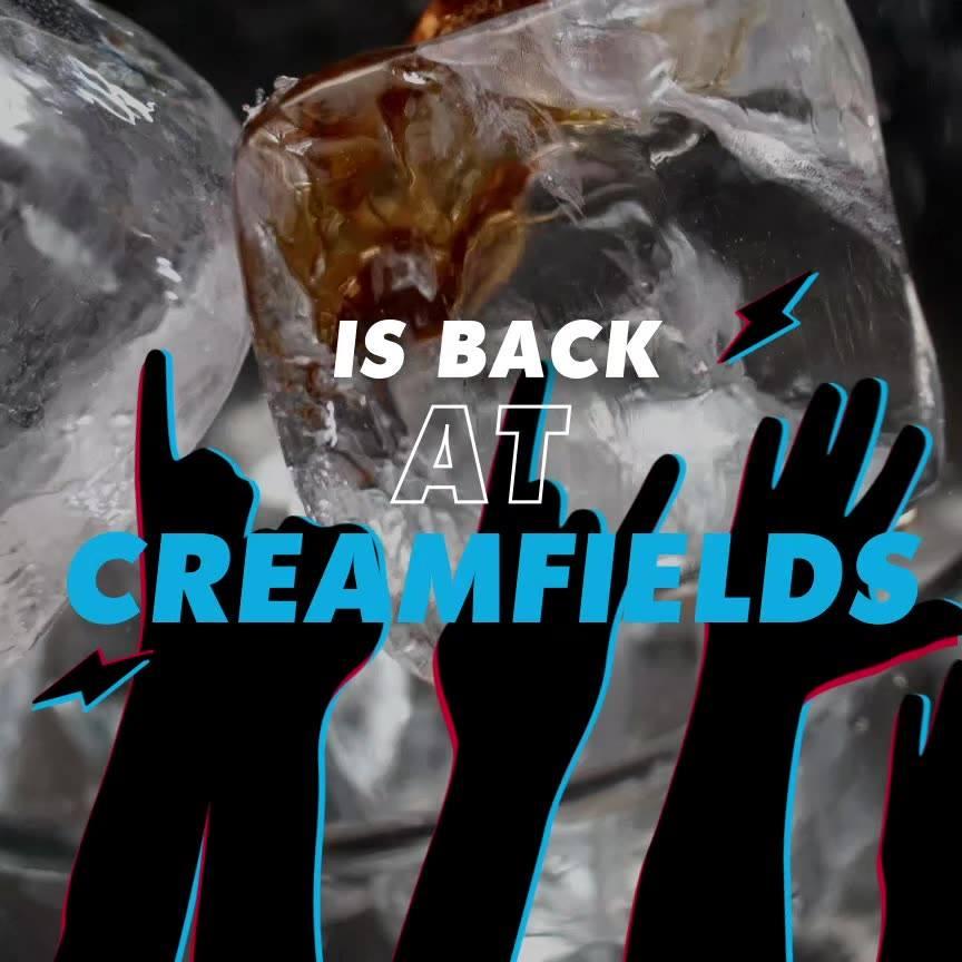 Creamfields X Pepsi Max
