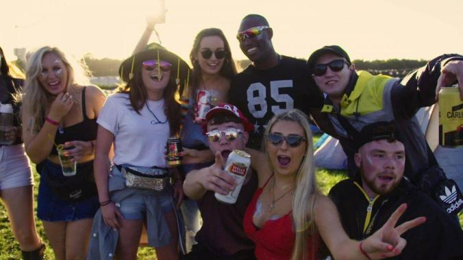 Creamfields news :  People of Creamfields