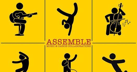 Dance Umbrella news: Assemble Taster workshop