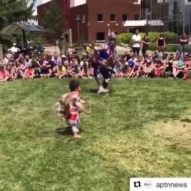 Dance Umbrella news:  Little Boy Dancing