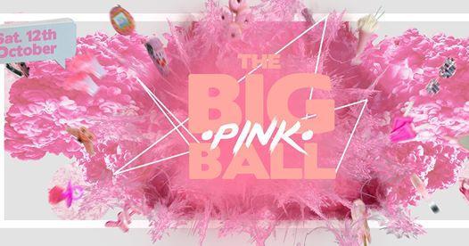 Dance Umbrella news: The Big Pink Vogue Ball