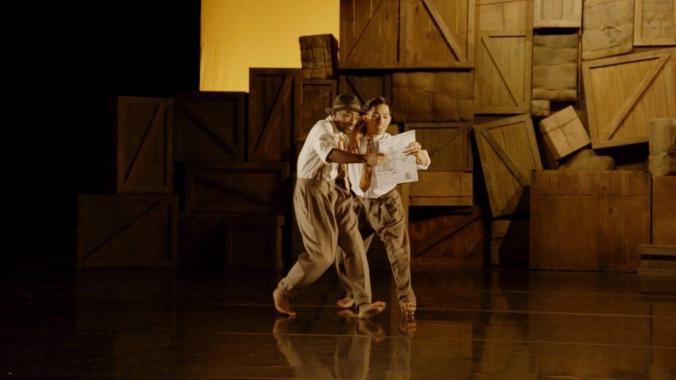 Dance Umbrella news:  Trailer | Windrush: Movement of the People | Phoenix Dance Theatre