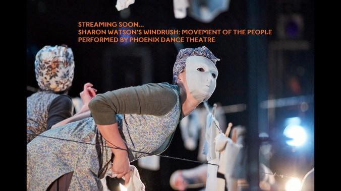 Dance Umbrella news:  Windrush: Movement of the People