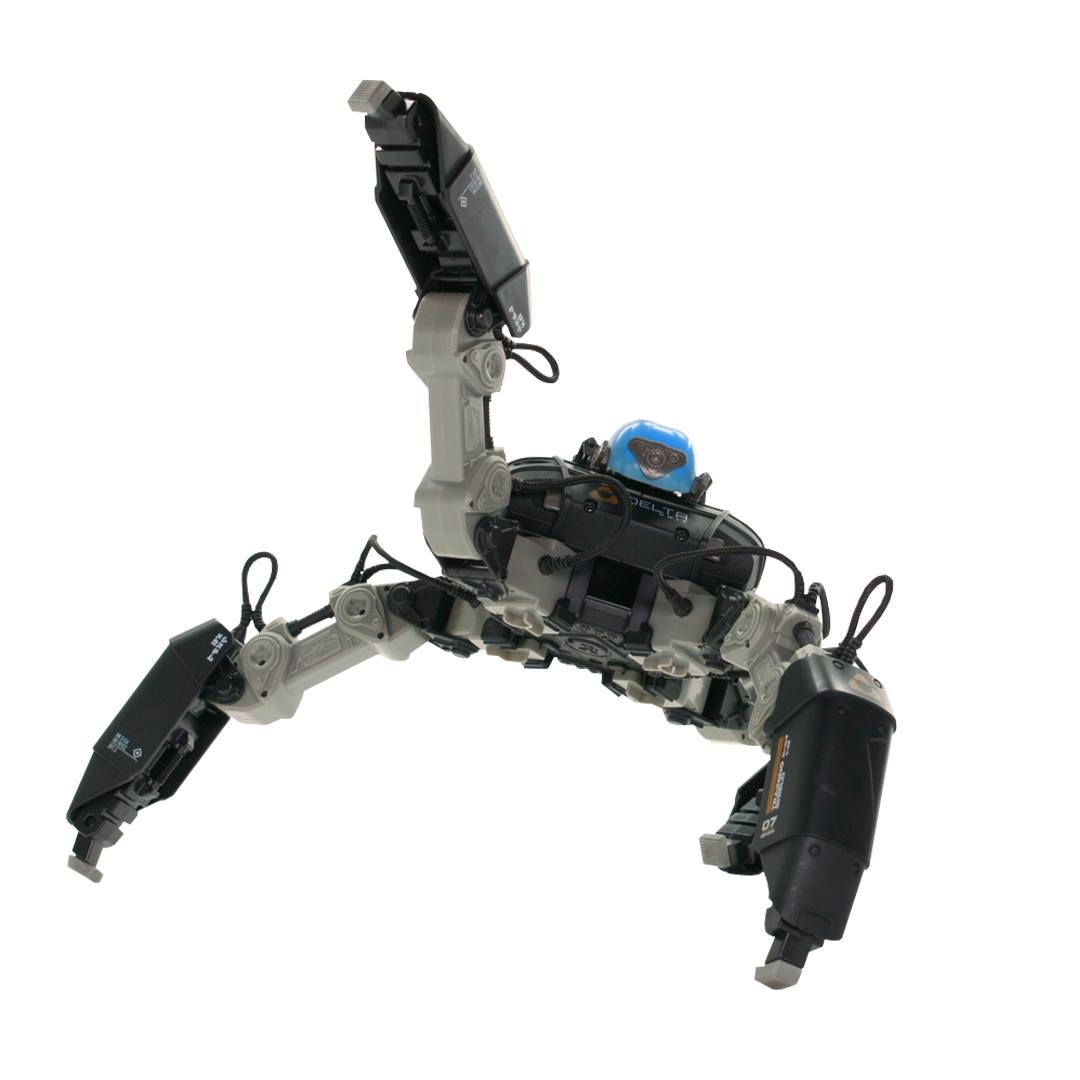 Reach Robotics will be unleashing MekaMon, the world's first gaming robot, on th...